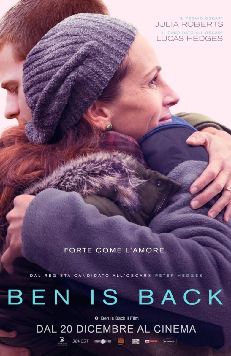 Ben is back - il nuovo film di Peter Hedges